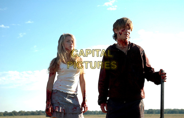 Amber Heard, Michael Welch<br /> in All the Boys Love Mandy Lane (2006) <br /> *Filmstill - Editorial Use Only*<br /> CAP/FB<br /> Image supplied by Capital Pictures