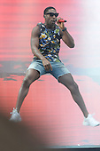 May 24, 2013: TINIE TEMPAH - BBC RADIO 1 BIG WEEKEND DAY 3 - Glasgow