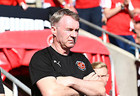 Fleetwood Town Manager John Sheridan<br /> <br /> Photographer Leila Coker/CameraSport<br /> <br /> The EFL Sky Bet League One - Fleetwood Town v Walsall - Saturday 5th May 2018 - Highbury Stadium - Fleetwood<br /> <br /> World Copyright &copy; 2018 CameraSport. All rights reserved. 43 Linden Ave. Countesthorpe. Leicester. England. LE8 5PG - Tel: +44 (0) 116 277 4147 - admin@camerasport.com - www.camerasport.com