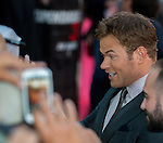 Kellan Lutz at the ' Expendable 3' for the  Movie Premiere at the 'UGC Normandie, in Paris.<br /> <br /> Paris, France 07 ao&ucirc;t 2014.