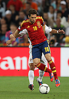 Defender of the national football team of Spain Jordi Alba â?-18.