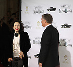 Bebe Neuwirth and husband Chris Calkins at Opening Night of Broadway's Driving Miss Daisy on October 25, 2010 and the after party at the Plaza, New York City, New York. (Photo by Sue Coflin/Max Photos