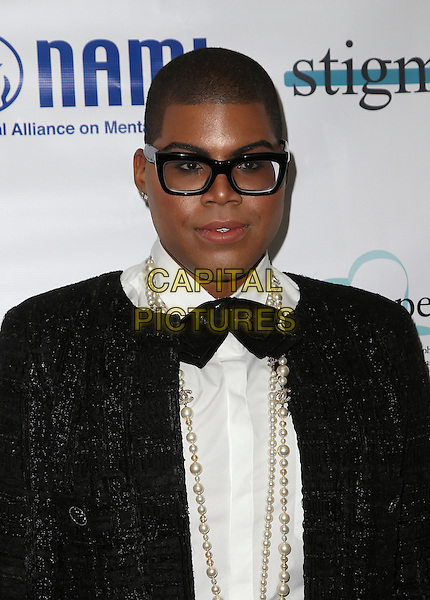 Los Angeles, CA - May 28 EJ Johnson Attending National Alliance on Mental Illness (NAMI) Luncheon at The District on May 28, 2015. <br /> CAP/MPI/RTN/UPA/FS<br /> &copy;FS/UPA/RTN/MPI/Capital Pictures