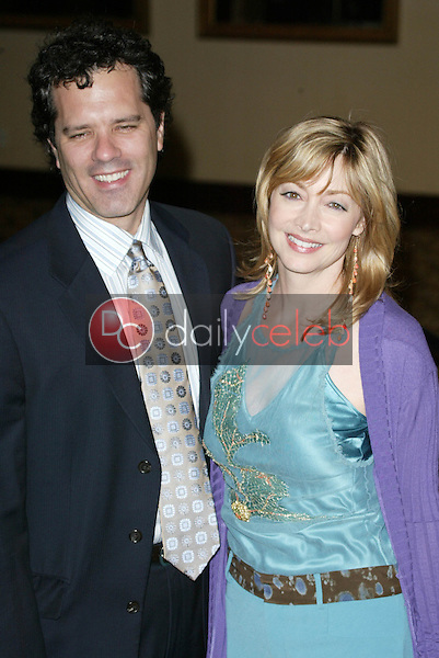 Sharon Lawrence and husband Thomas Apostle<br /> at the 5th Annual Project A.L.S. Benefit Gala Honoring Ben Stiller, Westin Century Plaza Hotel, Century City, CA 05-06-05<br /> Jason Kirk/DailyCeleb.com 818-249-4998