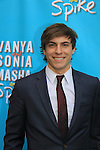 "Derek Klena at Broadway's ""Vanya and Sonia and Masha and Spike"" which had its opening night on March 14, 2013 at the Golden Theatre, New York City, New York.  (Photo by Sue Coflin/Max Photos)"