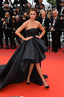 "CANNES, FRANCE. May 19, 2019: Josephine Skriver  at the gala premiere for ""A Hidden Life"" at the Festival de Cannes.<br /> Picture: Paul Smith / Featureflash"