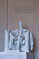 Lincoln Memorial, Statue, National Mall, Washington DC, Nations Capital, District of Columbia, Memorial Parks, National Mall