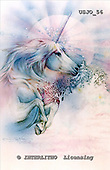 Marie, MODERN, MODERNO, paintings+++++MysticalPower,USJO56,#N# Joan Marie unicorn