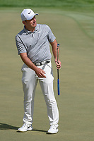 Francesco Molinari (ITA) watches his putt on 18 during round 2 of the Arnold Palmer Invitational at Bay Hill Golf Club, Bay Hill, Florida. 3/8/2019.<br /> Picture: Golffile | Ken Murray<br /> <br /> <br /> All photo usage must carry mandatory copyright credit (&copy; Golffile | Ken Murray)