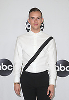 BEVERLY HILLS, CA - August 7: Adam Rippon, at Disney ABC Television Hosts TCA Summer Press Tour at The Beverly Hilton Hotel in Beverly Hills, California on August 7, 2018. <br /> CAP/MPIFS<br /> &copy;MPIFS/Capital Pictures