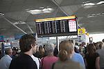 Stanstead airport, Essex, England