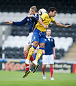 11/08/2010   Copyright  Pic : James Stewart.sct_jsp006_scotland_u21_v_sweden_u21  .::  MURRAY DAVIDSON  AND JILOAN HAMAD ::  .James Stewart Photography 19 Carronlea Drive, Falkirk. FK2 8DN      Vat Reg No. 607 6932 25.Telephone      : +44 (0)1324 570291 .Mobile              : +44 (0)7721 416997.E-mail  :  jim@jspa.co.uk.If you require further information then contact Jim Stewart on any of the numbers above.........