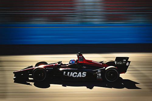 2018 Verizon IndyCar Series Phoenix testing<br /> Phoenix Raceway, Avondale, Arizona, USA<br /> Thursday 8 February 2018<br /> Robert Wickens, Schmidt Peterson Motorsports Honda<br /> World Copyright: Scott R LePage/LAT Images<br /> ref: Digital Image _SRL2939