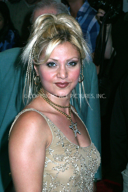"Opening night for Broadway's newest and hottest show, ""Hairspray"" at Neil Simon Theatre. New York, August 15, 2002. Pictured is Orfeh. Please byline: Alecsey Boldeskul/NY Photo Press.   ..*PAY-PER-USE*      ....NY Photo Press:  ..phone (646) 267-6913;   ..e-mail: info@nyphotopress.com"