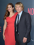 "Owen Wilson and Lake Bell attends The Premiere Of The Weinstein Company's ""No Escape"" held at The Regal Cinemas L.A. Live in Los Angeles, California on August 17,2015                                                                               © 2015 Hollywood Press Agency"