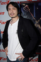 Montreal (Qc) CANADA - July 10 2010 -Fantasia festival 2010 - GALLANT co-director Clement Cheng. <br />  during the screening of GALLANTS  (Canadian Premiere). Best remembered by Western audiences as the Beast, the main baddie in Stephen Chowís KUNG FU HUSTLE, Leungís legacy goes back to the í70s when he began his career playing supporting characters and working as an action director. For the next 20 years, he thrilled audiences. After a 15-year absence, he returned in 2004. In his latest film, GALLANTS, he appears as an aging student whose past glories are behind him but must use his super-strength once again.