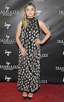 "NEW YORK, NY - June 23: Chloe Grace Moretz attends Logo's  2016 ""Trailblazer Honors""June 23, 2016 at The Cathedral of St. John the Divine  in New York City .  Photo Credit: John Palmer/ MediaPunch"