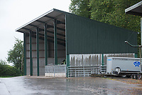 Modern farm building <br /> &copy;Tim Scrivener Photographer 07850 303986<br /> ....Covering Agriculture In The UK....