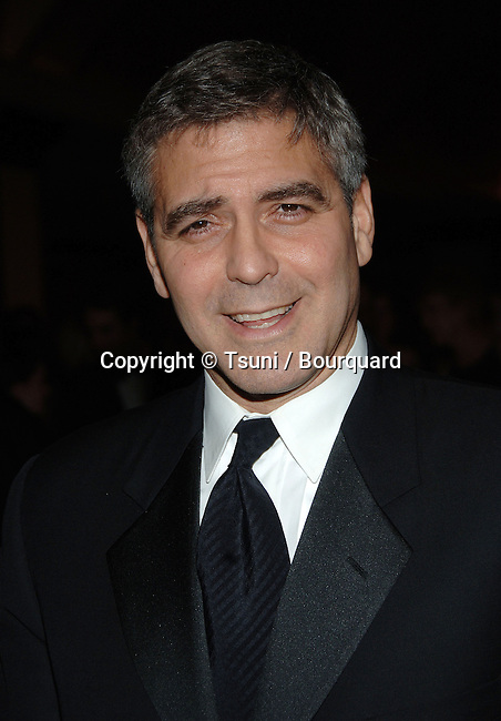 George Clooney arriving at the 58th DIRECTOR GUILD AWARDS (DGA) at the Hyatt Century Plaza in Los Angeles. January 28, 2006.