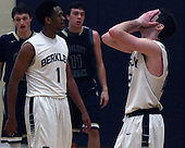 Rochester Hills Stoney Creek at Berkley, Boys Varsity Basketball, 1/20/15