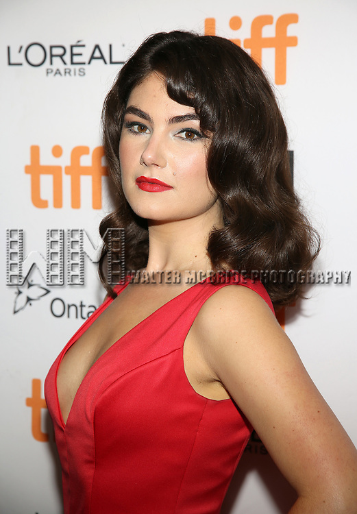 Katie Boland attends the TIFF Soiree during the 2017 Toronto International Film Festival at TIFF Bell Lightbox on September 6, 2017 in Toronto, Canada.