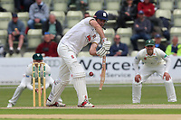 Alastair Cook in batting action for Essex during Worcestershire CCC vs Essex CCC, Specsavers County Championship Division 1 Cricket at Blackfinch New Road on 11th May 2018