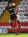 Jon Ashton of Stevenage and Gary Alexander of Crawley contest a header<br />  - Stevenage v Crawley Town - Sky Bet League 1 - Lamex Stadium, Stevenage - 26th October, 2013<br />  © Kevin Coleman 2013<br />  <br />  <br />  <br />  <br />  <br />  <br />  <br />  <br />  <br />  <br />  <br />  <br />  <br />  <br />  <br />  <br />  <br />  <br />  <br />  <br />  <br />  <br />  <br />  <br />  <br />  <br />  <br />  <br />  <br />  <br />  <br />  <br />  <br />  <br />  <br />  <br />  <br />  <br />  <br />  <br />  <br />  <br />  <br />  <br />  <br />  <br />  <br />  <br />  <br />  <br />  <br />  - Crewe Alexandra v Stevenage - Sky Bet League One - Alexandra Stadium, Gresty Road, Crewe - 22nd October 2013. <br /> © Kevin Coleman 2013