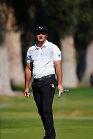 Bryson DeChambeau (USA) In action during the second round of the The Genesis Invitational, Riviera Country Club, Pacific Palisades, Los Angeles, USA. 13/02/2020<br /> Picture: Golffile | Phil Inglis<br /> <br /> <br /> All photo usage must carry mandatory copyright credit (© Golffile | Phil Inglis)