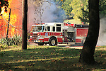 Training Fire Clark State 10/08/07