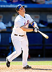 17 March 2007: New York Mets third baseman David Wright in action against the Washington Nationals on St. Patrick's Day at Tradition Field in Port St. Lucie, Florida...Mandatory Photo Credit: Ed Wolfstein Photo