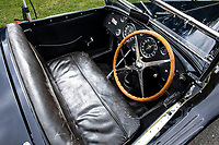 BNPS.co.uk (01202 558833)<br /> Pic: Bonhams/BNPS<br /> <br /> Functional... £3.8m and you don't even get heated seats. <br /> <br /> A classic car bought by a British motoring enthusiast for £750 before it was nearly written off by a drunk driver has sold for £3.8m.<br />  <br /> The 1932 Bugatti Type 55 roadster belonged to the late Geoffrey St John for over 50 years until his death last February.<br /> <br /> In 1994 he was badly injured when the motor was ploughed into by a drunk driver in France.<br /> <br /> Luckily the car - then valued at about £1m - could be salvaged and repaired.