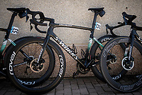 the brand new Specialized Tarmac SL7 Bora-Hansgrohe teambike<br /> <br /> 101st Milano-Torino 2020 (UCI 1.Pro)<br /> 1 day race from Mesero to Stupinigi (198km)