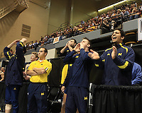 Men's 2010 NCAA Gymnastics Championships hosted at the United States Military Academy @ West Point, NY. April 16th, 2010.