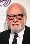 Hal Prince attends the American Theatre Wing's annual gala at the Plaza Hotel on Monday Sept. 24, 2012 in New York.