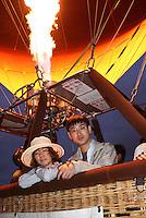 20120201 Hot Air Balloon Cairns 01 February