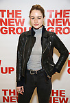 Grace Van Patten attends the photo call for The New Group's World Premiere of Hamish Linklater's 'The Whirligig'  at the New 42nd Street Studios on April 3, 2017 in New York City.