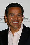 HOLLYWOOD, CA. - October 03: Mayor of Los Angeles Antonio Villaraigosa arrives at the Best Friends Animal Society's 2009 Lint Roller Party at the Hollywood Palladium on October 3, 2009 in Hollywood, California.