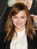 HOLLYWOOD, {CA} -JANUARY 23: Chloe Grace Moretz attends the premiere of Relativity Media's 'Movie 43' at TCL Chinese Theatre on January 23, 2013 in Hollywood, California. PAP0113JP393...PAP0113JP393...