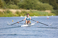 Race: 64  1x (Band 2)  SF 1<br /> <br /> Peterborough Summer Regatta 2018 - Saturday<br /> <br /> To purchase this photo, or to see pricing information for Prints and Downloads, click the blue 'Add to Cart' button at the top-right of the page.
