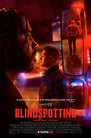 Blindspotting (2018)<br /> POSTER ART<br /> *Filmstill - Editorial Use Only*<br /> CAP/MFS<br /> Image supplied by Capital Pictures