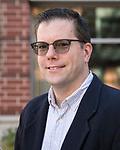 Student Affairs, Karl Nass, Residence Hall Minister.  (DePaul University/Jamie Moncrief)