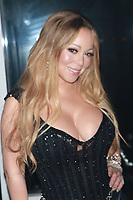NEW YORK, NY - OCTOBER 23: Mariah Carey at the after party for the V Magazine Dinner in honor of Karl Lagerfeld Le Bain at The Standard High Line in New York City on October 23, 2017. Credit: Diego Corredor /MediaPunch /NortePhoto.com