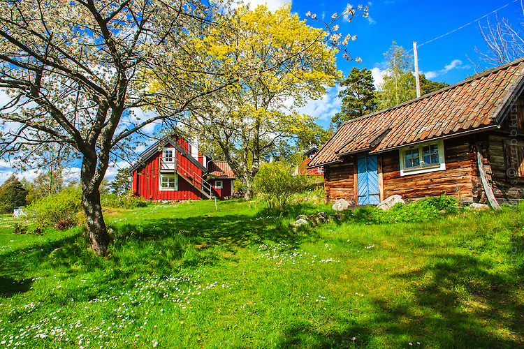 Villa Pauli på Utö i Stockholms skärgård