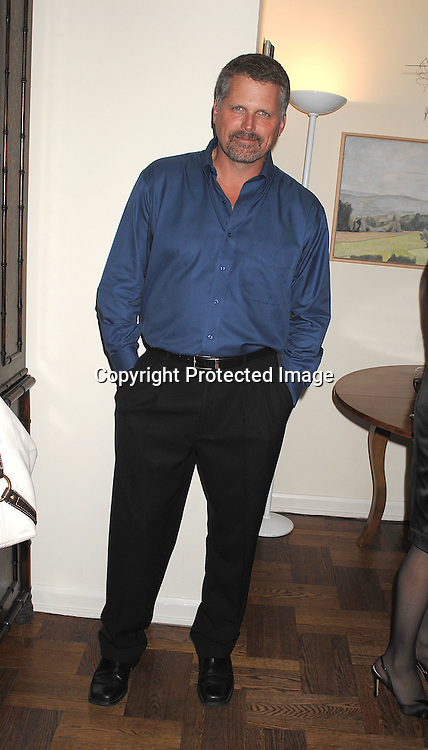 Robert Newman..at a reception for Barry Ivan, the new artistic Director and Executive Producer of North Shore Music Theatre located in Beverly, Massachusetts. The party was..on September 17, 2007 in New York City and was hosted by Lynn Goldberg                                                          Photos by Robin Platzer, Twin Images