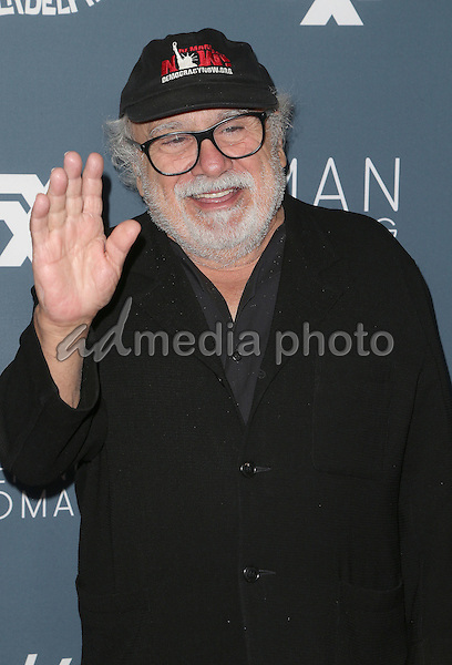 "03 January 2017 - Los Angeles, California - Danny DeVito. Premiere Of FXX ""It's Always Sunny In Philadelphia"" Season 12 And ""Man Seeking Woman"" Season 3 held at Fox Bruin Theatre. Photo Credit: F. Sadou/AdMedia"