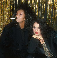 Iman &amp; Sonia Braga 1978<br /> Photo By John BarrettPHOTOlink.net / MediaPunch