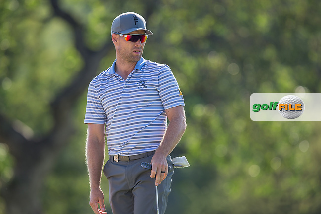 Trevor Fisher JNR (RSA) during the 1st round of the Alfred Dunhill Championship, Leopard Creek Golf Club, Malelane, South Africa. 13/12/2018<br /> Picture: Golffile   Tyrone Winfield<br /> <br /> <br /> All photo usage must carry mandatory copyright credit (© Golffile   Tyrone Winfield)