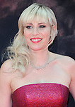 Natasha Bedingfield attends The DisneyToon Studios Premiere of the animated adventure The Pirate Fairy held at Walt Disney Studios Lot in Burbank, California on March 22,2014                                                                               © 2014 Hollywood Press Agency