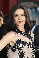 Catherine Zeta-Jones at the premiere of Warner Bros. Pictures' 'Rock of Ages' at Grauman's Chinese Theatre on June 8, 2012 in Hollywood, California. © mpi20/MediaPunch Inc. NORTEPHOTO.COM