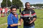 Counties Manukau Rugby Union Sevens tournament held at Colin Lawrie Fields on November 10th 2007. Karaka won the Bowl final against Bombay, Pukekohe won the Plate final against Patumahoe & Ardmore Marist won the Cup final against Karaka.